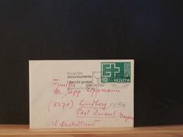 81/976PETITE  LETTRE  SUISSE  1963 - Covers & Documents