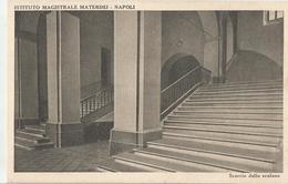 ISTITUTO MAGISTRALE MATER DEI NAPOLI SCORCIO SCALONE  (4) - Scuole
