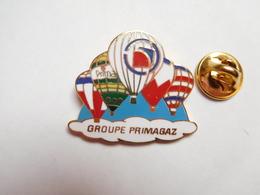 Beau Pin's En EGF , Montgolfiére , Groupe Primagaz - Airships