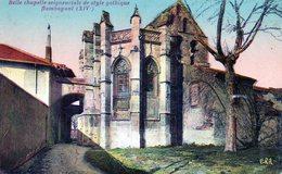 Caderousse. Belle Chapelle Seigneuriale. - Francia