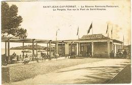 SAINT JEAN CAP FERRAT LA RESERVE MAMOUNA RESTAURANT LA PERGOLA - Saint-Jean-Cap-Ferrat