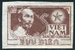 NORD VIETNAM 1954  YT N° 80 B (*)  Mi# 15 MNG - Vietnam