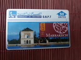 Phonecard Maroc 403 B Used - Morocco