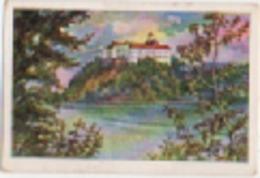 Zigarettenfabrik W. Lande Dresden: Deutschtum Im Ausland, Bild 77: Burg Antenstein Bei Pettau (Ptuj, Slovenia) - Sigarette