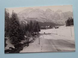 1972 Nieuwjaar Winterzicht / Fotokaarten WN Stekene ( Details - Zie Foto's Voor En Achter ) Calendrier / Kalender !! - Calendriers