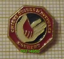 CHIENS GUIDES D'AVEUGLES à COUBERT Dpt 77 CENTRE DE FORMATION SEINE & MARNE - Associations
