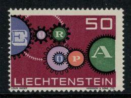 Europa-CEPT // Liechtenstein // 1961 Timbres Neufs** - Europa-CEPT