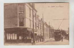 CPA REIMS (Marne) - Rue Neufchatel - Reims