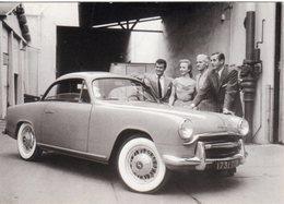 < Automobile Auto Voiture Car >> Simca 8 Sport, Tony Curtis, Serie Moviestar # F41 - Passenger Cars