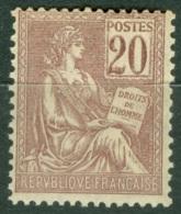 France    113   * *   SUP - Ungebraucht