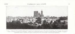 1924 - Iconographie - Laon (Aisne) - Vue Générale - FRANCO DE PORT - Non Classés