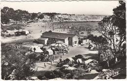 La Couronne: CITROËN TRACTION AVANT, PEUGEOT 202, 203, SIMCA VEDETTE - FOIRE & CARROUSEL - Plage Du Verdun - (1960) - Toerisme