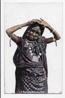 A Benares Dancing Girl - India
