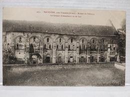 Vauclère. Ruines De L'Ancienne Abbaye - France