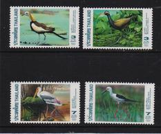 Thailand 1997, Birds, Complete Set, Used. Cv 4,20 Euro - Thailand