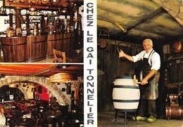 Arcey Canton L'Isle Sur Le Doubs Café Restaurant Tonnelier - Autres Communes