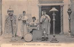 TOULOUSE  -  Exposition De Toulouse 1924   - Artiste Ciseleur Tunisien - Toulouse