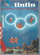 TINTIN   N°  1000  -   HERGE  -   DECEMBRE 1967 - Tintin