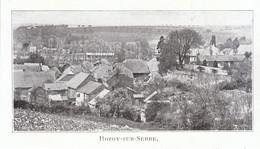1924 - Iconographie - Rozoy-sur-Serre (Aisne) - Vue Générale - FRANCO DE PORT - Non Classés