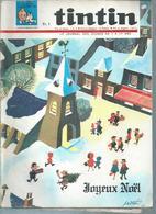 TINTIN   N°  999  -   MITTEI  -   DECEMBRE 1967 - Tintin