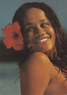 """Polynésie Française Tahiti Une Fille De Tahiti  """" Cocoli """" - Polynésie Française"""