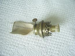 MECHE POUR LAMPE A PETROLE - Art Populaire