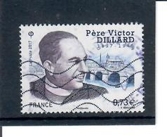 Yt 5173 Pere Victor Dillard Cachet Rond - France