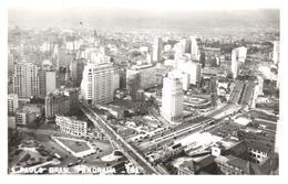 POSTAL    SAO PAULO  -BRASIL  - PANORAMA  (FOTO BENASSI) - São Paulo