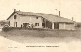 Cpa St Hilaire La Palud Laiterie Coopérative - Autres Communes