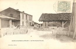 Cpa St Hilaire La Palud Le Perré Les Fours - France
