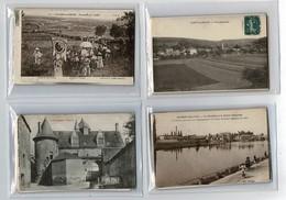 100 CP De CÔTE D'OR Lot N°1 - Cartes Postales