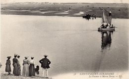 SAINT-VALERY-SUR-SOMME - Le Passeur à Marée Basse - Saint Valery Sur Somme