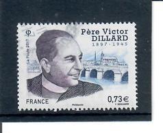 Yt5173 Pere Victor Dillard Portion Cachet Rond - France