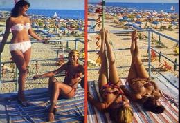 Riviera Della Versilia - Donnina - Nudo - Sex - Erotico - Formato Grande Non Viaggiata – E 9 - Non Classificati