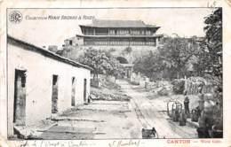Chine - Canton / Belle Oblitération -145 - West Gate - Défaut - China