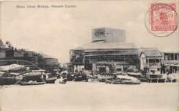 Chine - Canton / Belle Oblitération -149 - Shou Chue Bridge - Honam - China