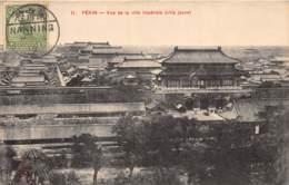 Chine - Pékin / Belle Oblitération -155 - Vue De La Ville Impériale - China