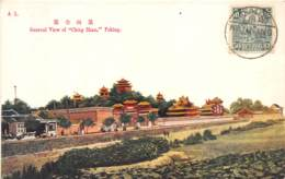 Chine - Pékin / Belle Oblitération -161 - General View Of Ching Shan - China