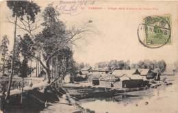 Chine - Yunnam / Belle Oblitération - 191 - Village - China