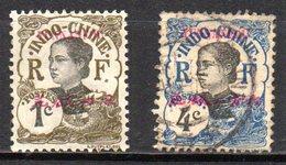 Col10    Yunnanfou  N° 33 & 35 Neuf X MH & Oblitéré  Cote : 3,25 Euro Cote 2015 - Nuevos