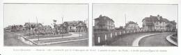 1924 - Iconographie - Saint-Quentin (Aisne) - La Cité De La Cie Du Nord - FRANCO DE PORT - Non Classés