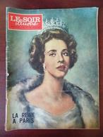 """Le Soir Illustré"""" N° 1509 Marlène Dietrich - Chez Les Coupeurs De Têtes - Bobbejaan Schepen - Martine Carol .... - Informations Générales"""