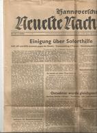 Allemagne , Zeitung , Journal , Nr 139 , Sonnabend 4 Dezember 1948 , 4 Pages , 4 Scans , Frais Fr 1.95 E - Autres
