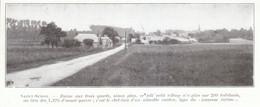 1924 - Iconographie - Saint-Simon (Aisne) -Vue Générale - FRANCO DE PORT - Non Classés