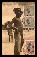 CONGO KINSHASA - TYPES DE JEUNES GAMINS DE LA REGION - Kinshasa - Léopoldville