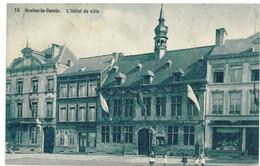 BRAINE-LE-COMTE 1911 :L'hôtel De Ville - Braine-le-Comte