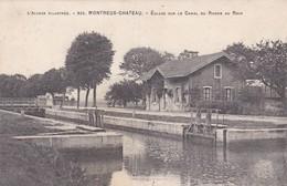 MONTREUX-CHATEAU  ECLUSE SUR LE CANAL DU RHONE AU RHIN - Sonstige Gemeinden