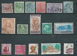 INDE  Yvert  N° 8-9-10-11-15-34-139-193-194-228-231-332-335-1085-1224-1436  Oblitérés - India