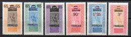 Col10    Soudan  N° Entre 44 & 50 Neuf X MH  Cote 17,50 Euro Cote 2015 - Unused Stamps