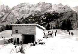 Wintersportplatz Zettersfeld - Blick Auf Die Lienzer Dolomiten - Lienz